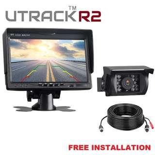 Reverse Camera for Truck, Excavator, Lorry, Crane, Van, Bus Reverse Camera for Truck, Excavator, Lorry, Crane, Van, Bus FREE INSTALLATION