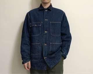 🚚 Sears 60s  coveralls jacket鐵道工裝外套