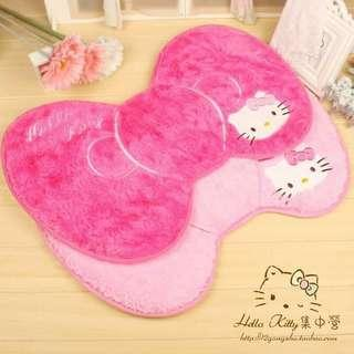 Hello kitty door mat