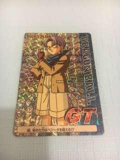 Dragonball Card Prism