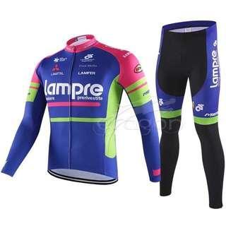 lampre road bike set