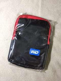WD Hard drive pouch