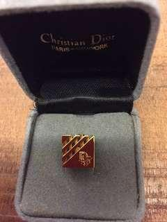 Authentic (Vintage) Christian Dior Tie Pin
