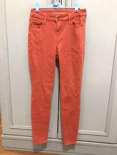 Old navy mid tise rockstar jeans old tamale waist 27""