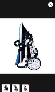 🚚 Mitera Urban-YH Stroller