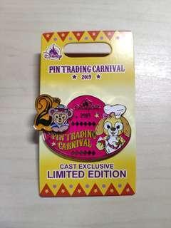 Disney Pin Cast LE  迪士尼襟章 徽章