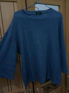 Kaos/blouse santai