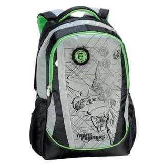 Transformers BUMBLEBEE Laptop Schoolbag Backpack