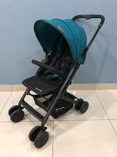 Derosababy Compact Stroller