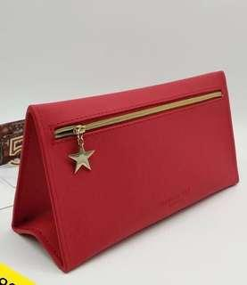 givenchy parfum clutch/make up pouch