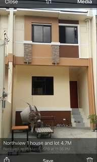 Townhouse RFO in Filinvest Quezon city