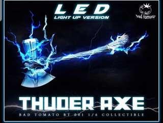 1/6 Thunder Axe for Thor - Non hottoys
