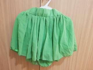 Apple green Short/skirt