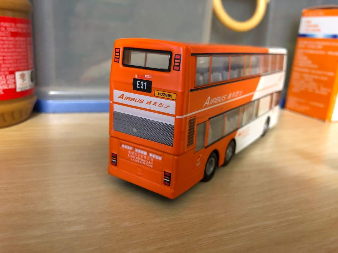 模型巴士 龍運巴士 機場綫