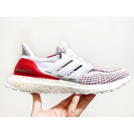 badd411c6 🌈 UNUSED Adidas Ultraboost 2.0 Multi-Color BB3911