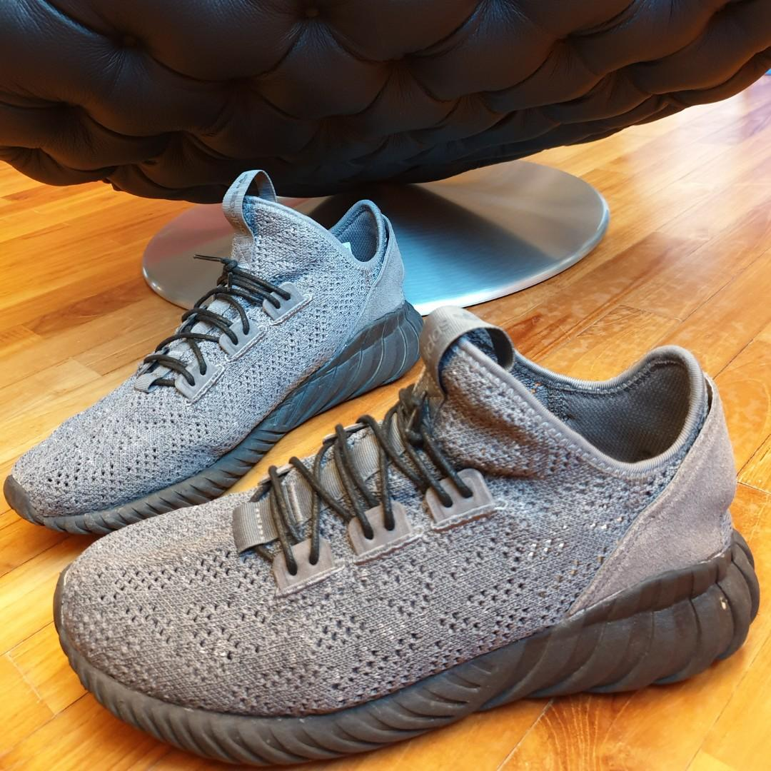finest selection 880c8 8669b Adidas Tubular Doom Sock Primeknit shoes sneakers shadow ...
