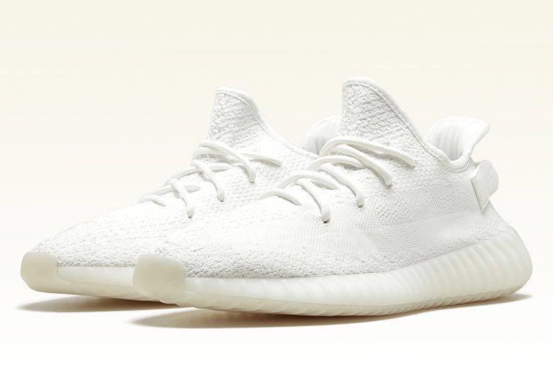 ea34be1eabb8d Adidas Yeezy 350 V2 Cream White US10.5