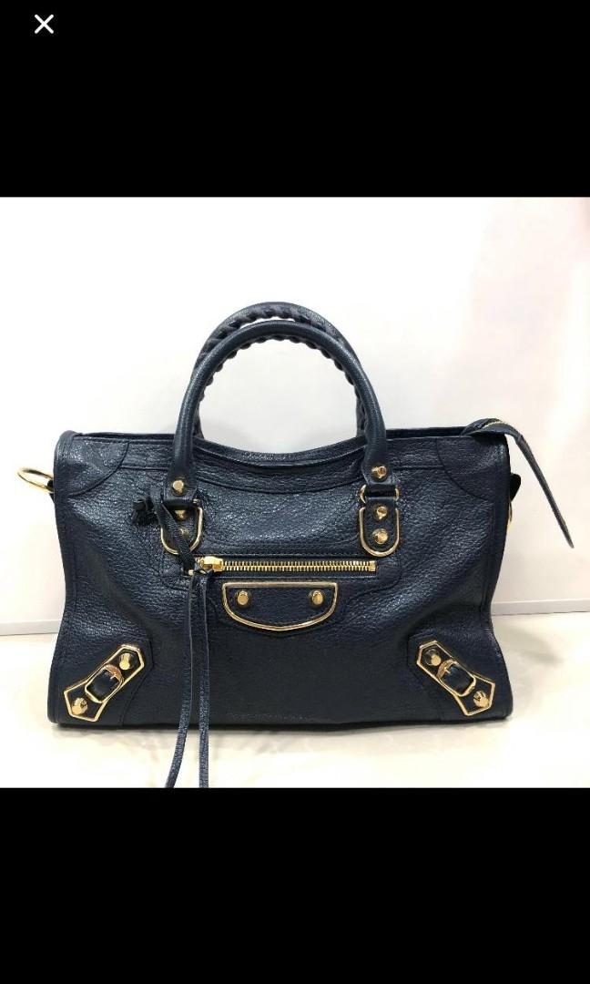 8e49e5002f Balenciaga City Bag, Luxury, Bags & Wallets, Handbags on Carousell