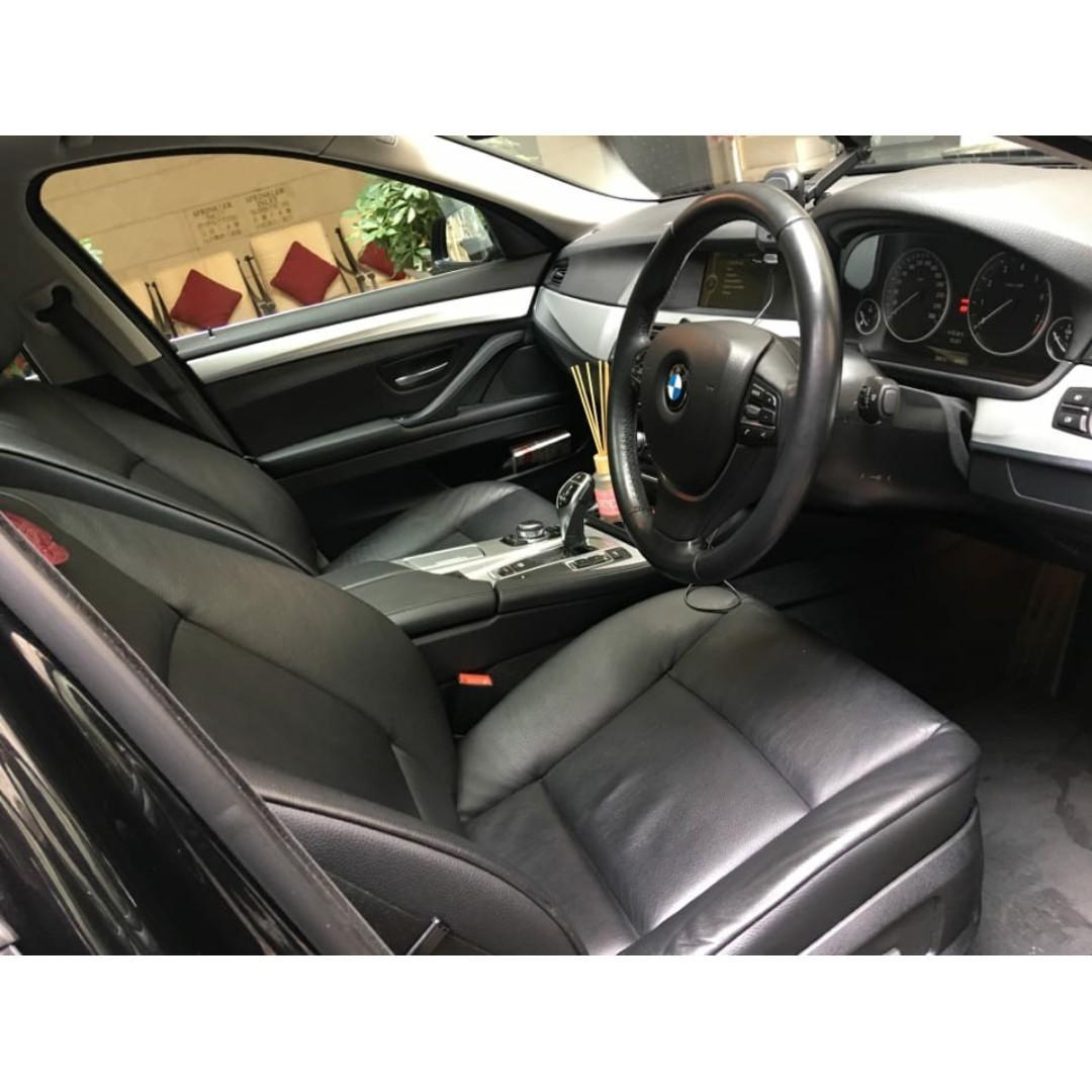 BMW 520IA 2013