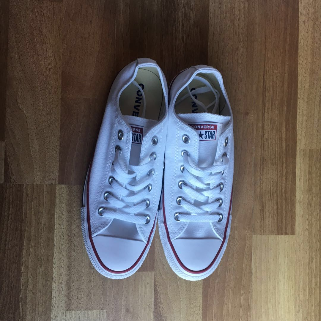 bae346c2480e BN Converse Chuck Taylor All Star Sneakers (White) US 8