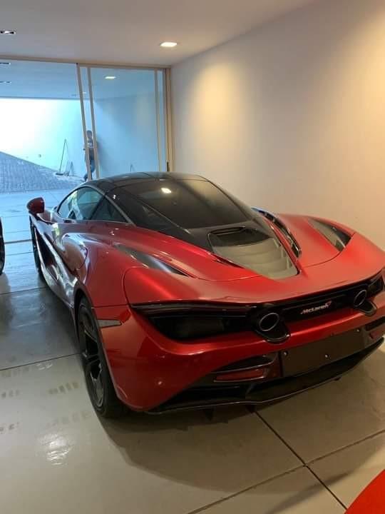 Brand New McLaren 720S not ferrari porsche lamborghini