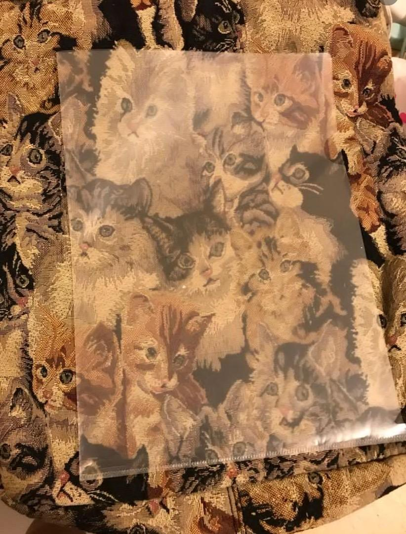 Cat tote bag, shoulder bag 貓奴袋#MTRkt #MTRpe