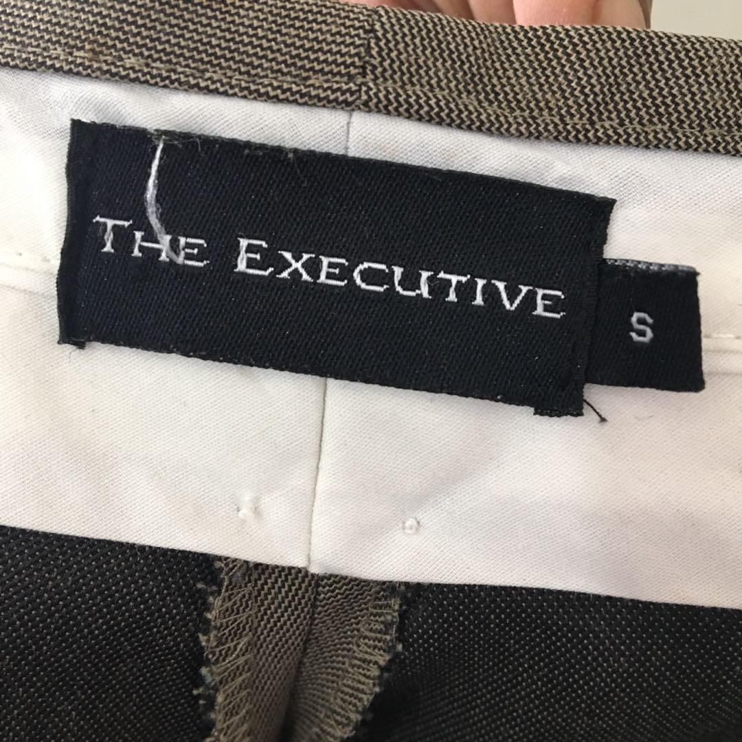 Celana Kerja The Executive