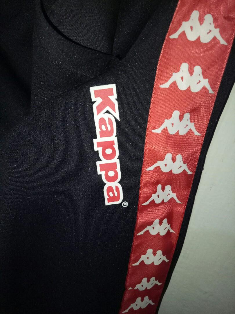 Celana Trackpants kappa tricot red