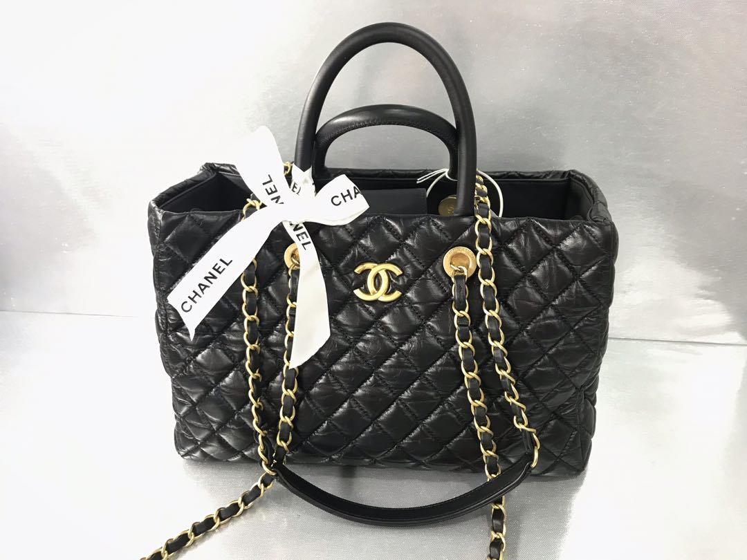 9a951d0e3c19 CHANEL TOTE, Luxury, Bags & Wallets, Handbags on Carousell