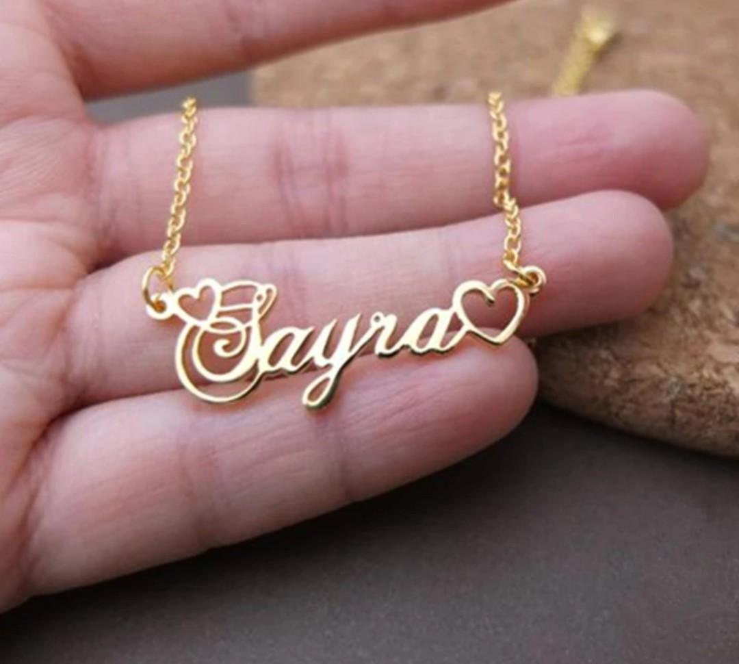 Cute Kids and Baby Custom Name Necklace | Kids Jewelry & Fashion