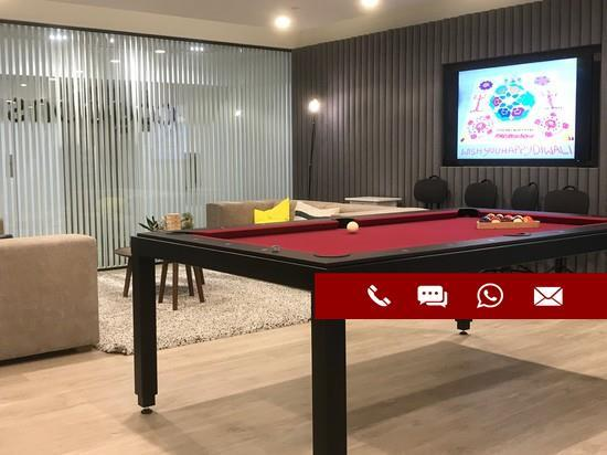 ♥️DE CUTTING-EDGE♥️ 4 PAX UNIT CHARMINGLY FITTED SERVICED OFFICE IN HARBOURFRONT TOWER 2. MUST VIEW!