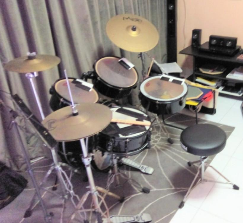 Drumming Lessons for Beginner level students