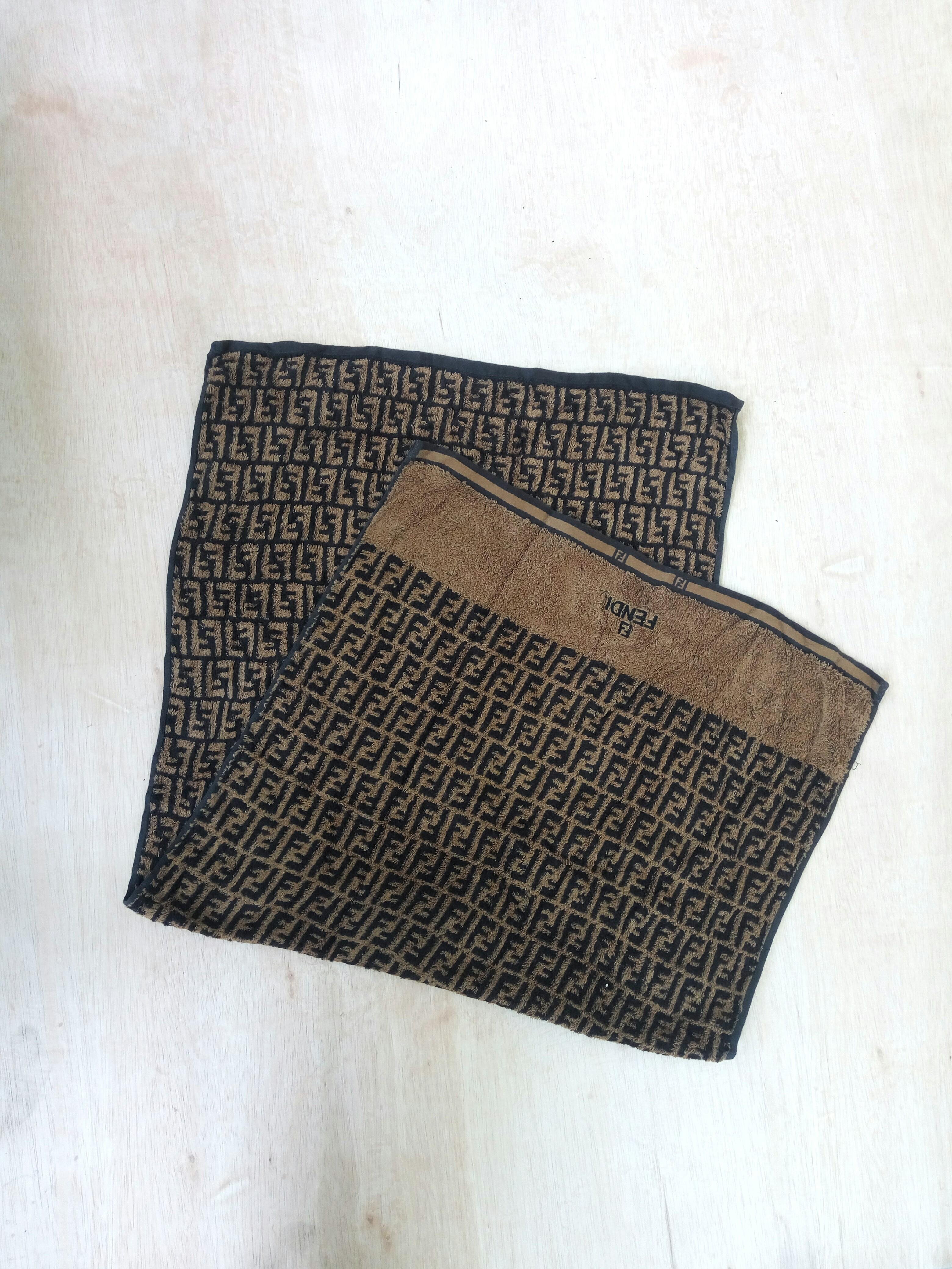 fendi towel