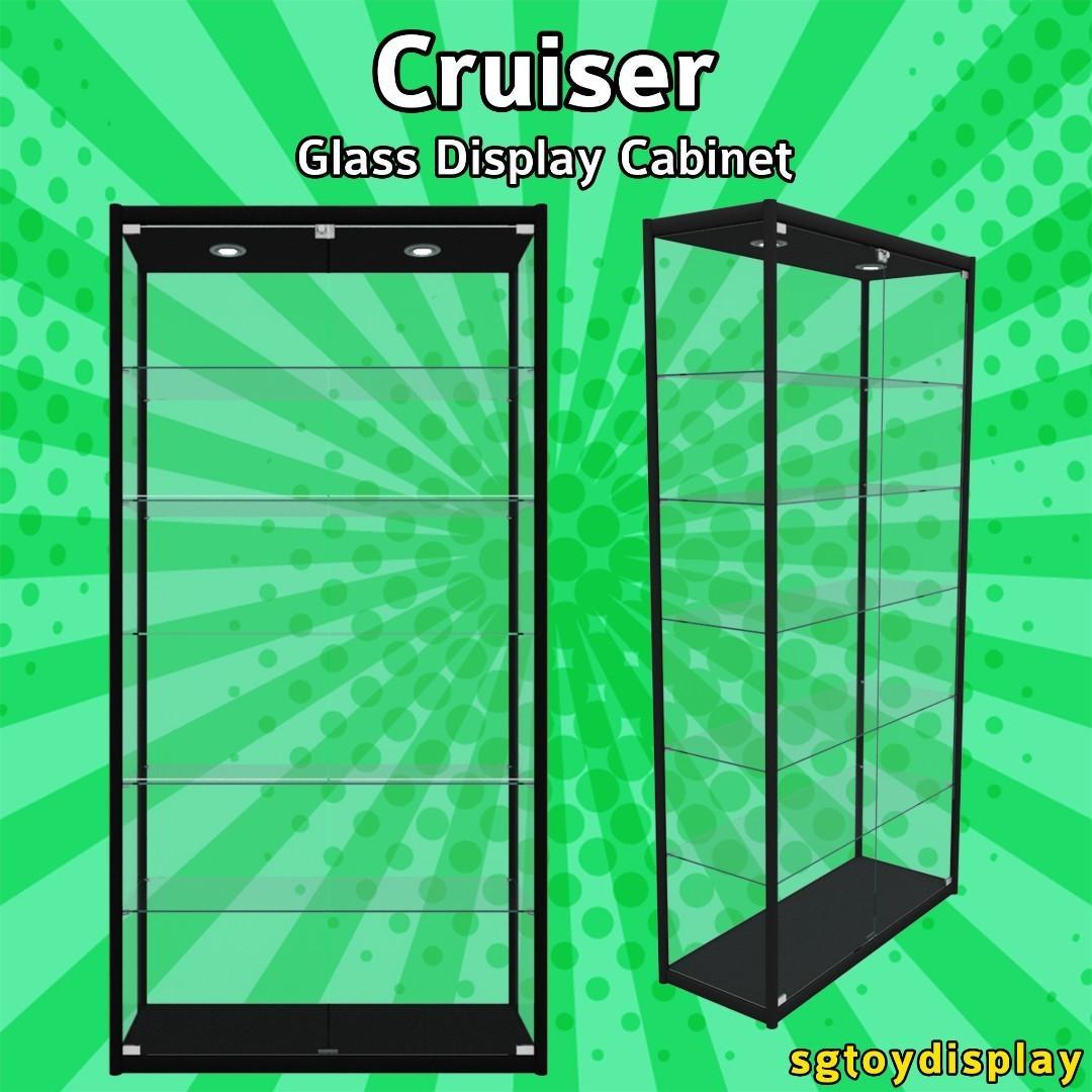 Cruiser 1m(W)x0.4m(D)x2m(H)