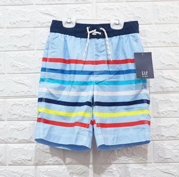 6f1256a361 Gap Kids Boys Swim Trunks Shorts, Babies & Kids, Boys' Apparel, 8 to ...