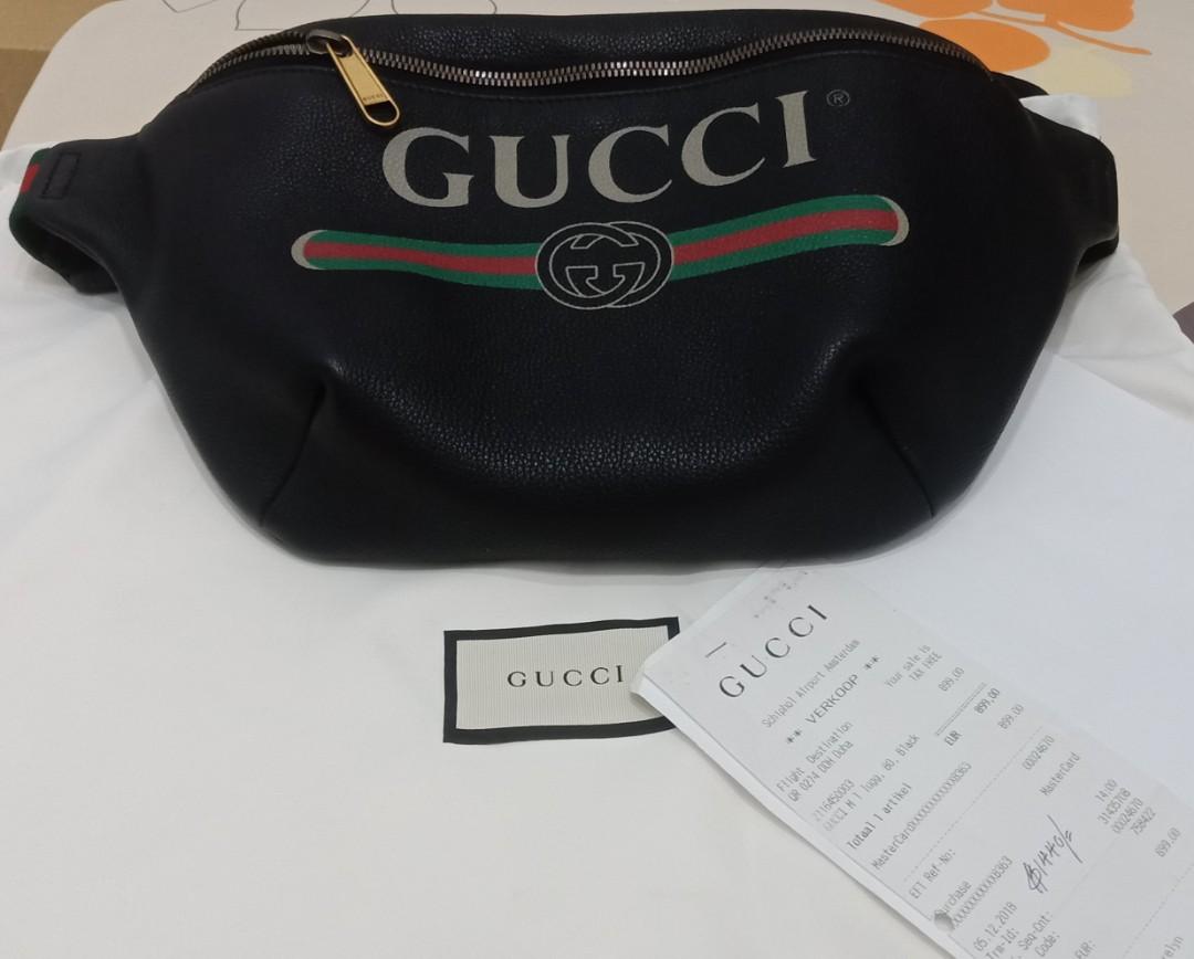 050e909d136 Gucci waist belt bag