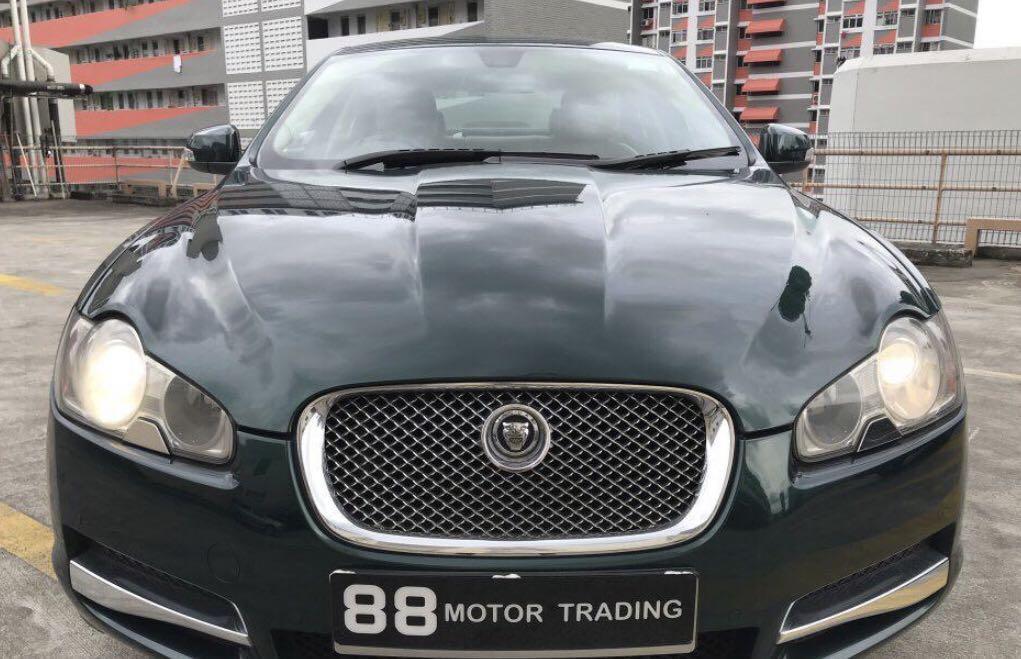 Jaguar Premium Luxury 3.0A V6 XF