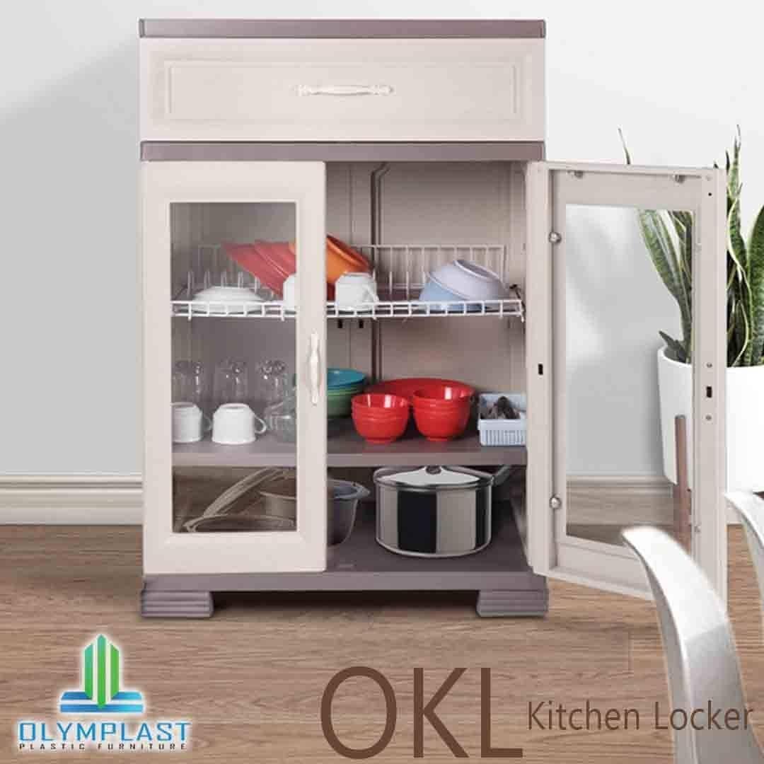Kitchen Set Modern (Bandung)