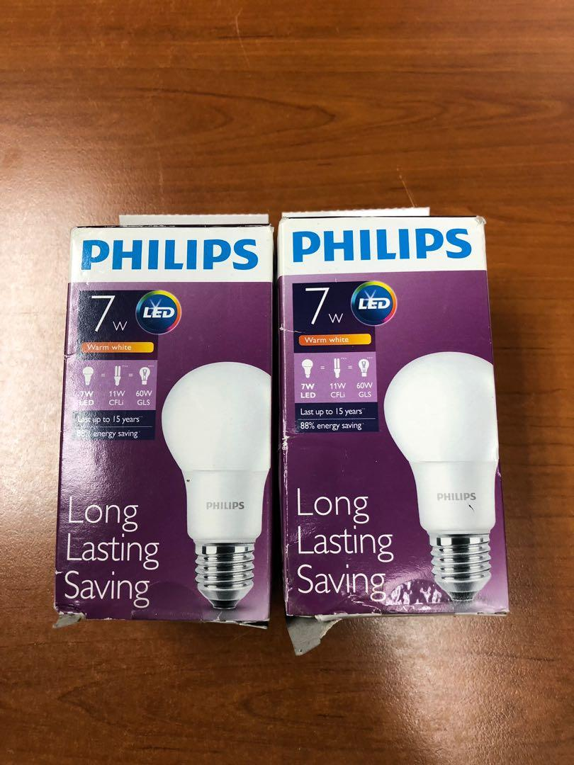 LED Light Bulb (2pcs)