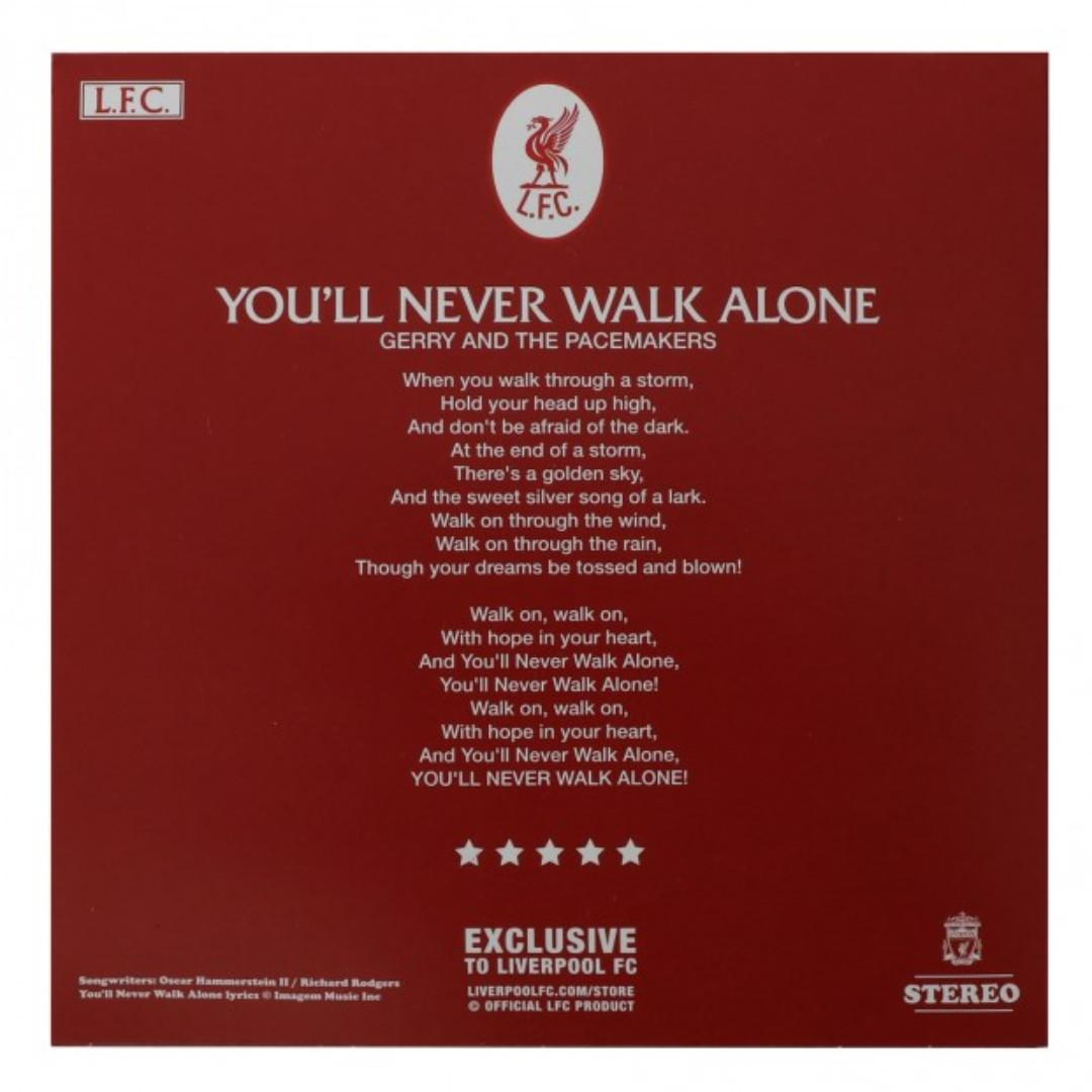 LFC You'll Never Walk Alone 7
