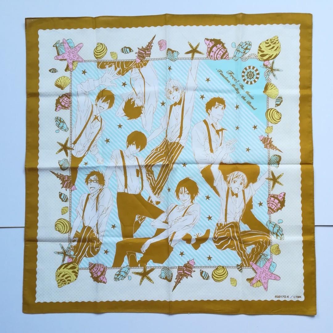 (Limited + Exclusive) Free! Timeless Medley: Kizuna - Handkerchief