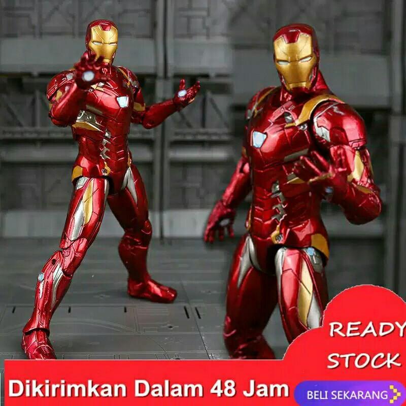 Marvel Avengers Promo Super Hero Mainan Anak Mainan Action Figure Original Best Quality