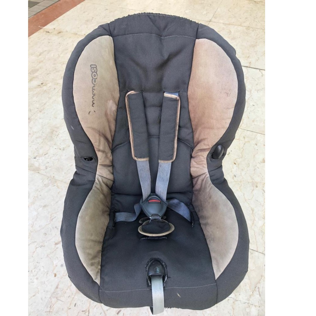 Maxicosi Baby Car Seat Booster Seat For 6 Month 3 Year Old Used And In Good Working Order North Of Novena By Caldecott Mrt