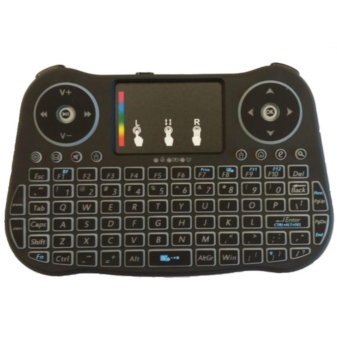 MT-08 Wireless Mini Keyboard