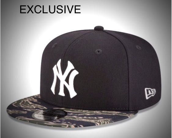 3ec5bea0499 New Era Cap NEW YORK YANKEES TIGER CAMO 9FIFTY SNAPBACK ...