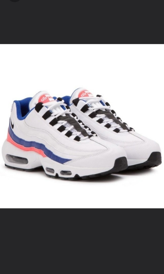 37f23d0629 NIKE AIR MAX 95 ESSENTIAL, Men's Fashion, Footwear, Sneakers on ...