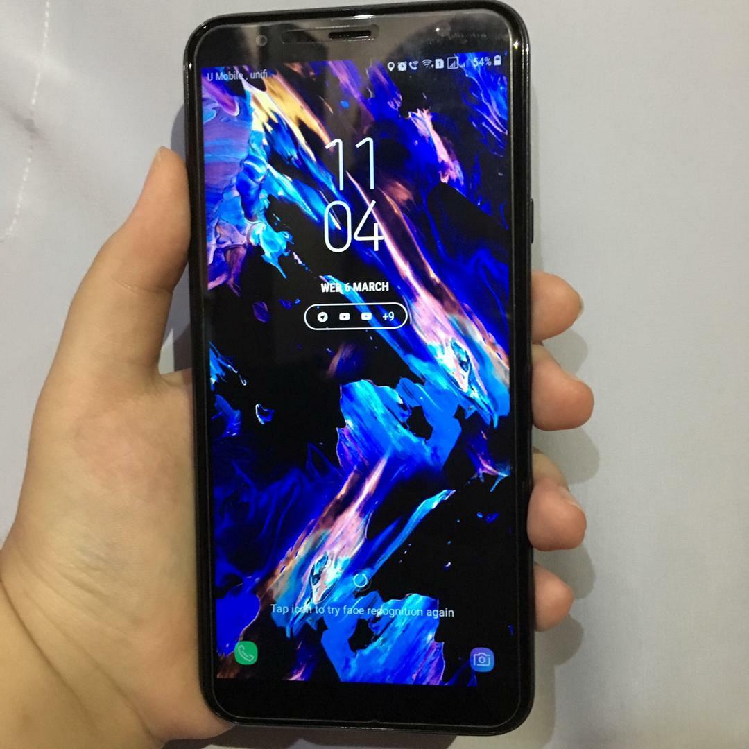 (FREE ACTION CAM FULL SET) Samsung j4 plus 2gb ram/32gb rom