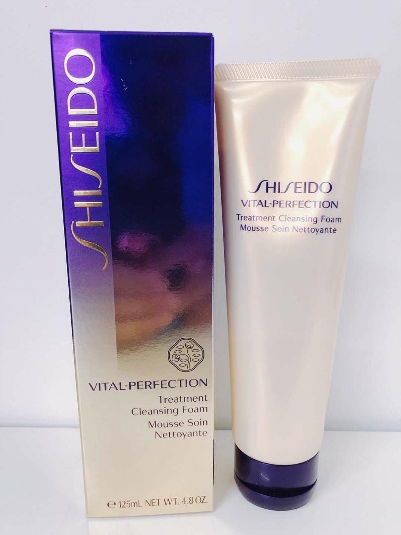 Shiseido 資生堂全效亮白修護潔面泡沫125ml