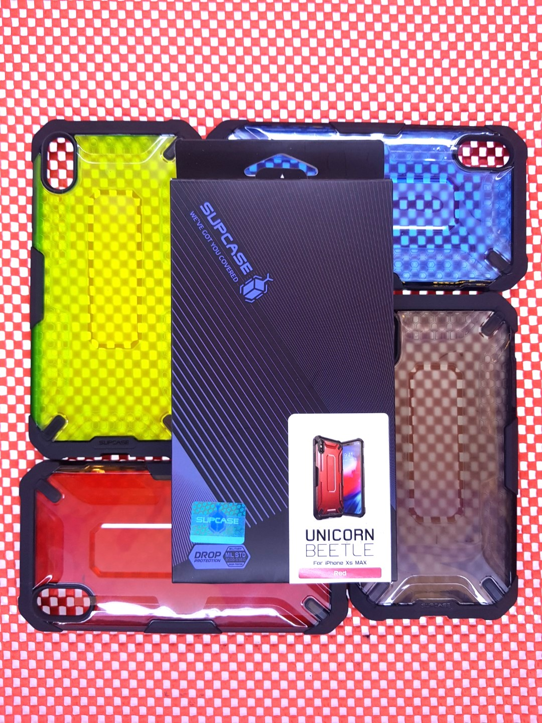 buy online 472d4 c1604 Supcase Unicorn Beetle for iPhone XR / XS MAX