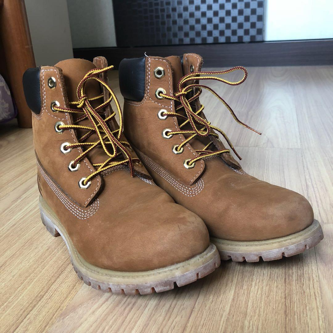 timberland boots 37